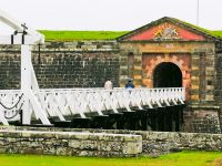 Fort George, Entrance gate