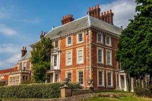 Forty Hall London