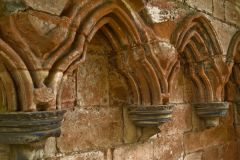 Furness Abbey, Blind arcading
