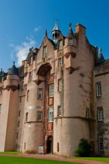 Fyvie Castle, The gatehouse