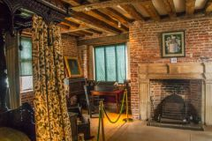 Gainsborough Old Hall, A cosy parlour