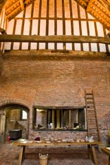 Gainsborough Old Hall, Another look at the kitchens
