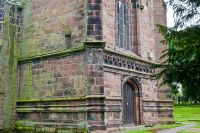 Gawsworth, St James Church, West tower