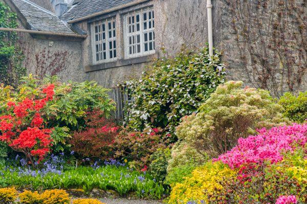 Geilston Garden Photos Amp History Historic Argyll Guide