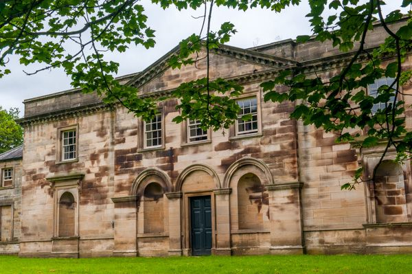 Gibside photo, The stables