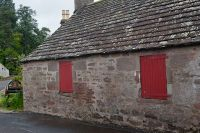 Angus Folk Museum, Side view