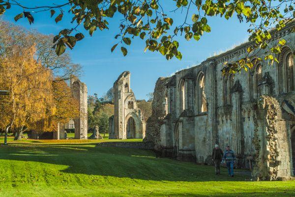Glastonbury Abbey Travel Information And Photos