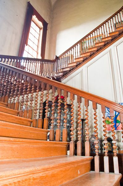 Glemham Hall photo, Grand Staircase