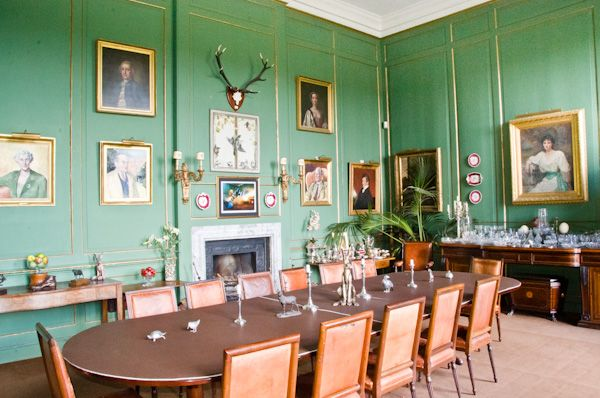 Glemham Hall photo, Dining Room