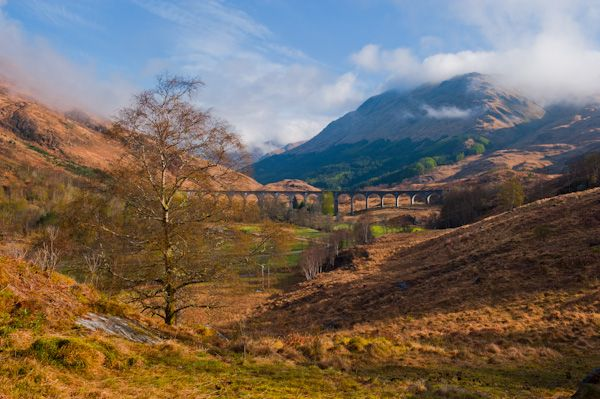 Road to the Isles photo, The Glenfinnan Viaduct