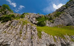 Gordale Scar, Cliffs