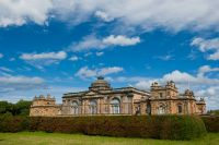Gosford House, View from the main drive