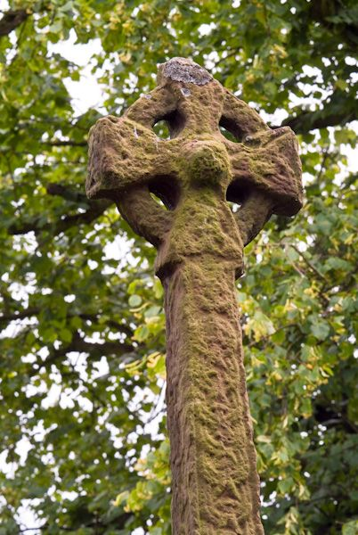 Explaining the Gosforth Cross, Cumbria image