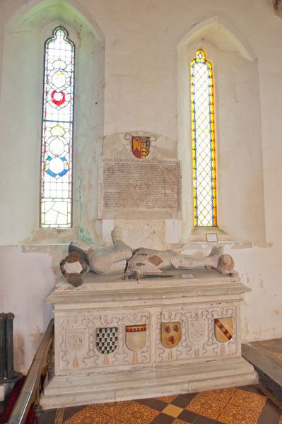 Great Bedwyn photo, Seymour tomb