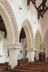Early English nave arches
