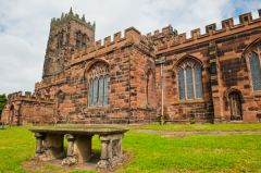 Great Budworth, St Mary and All Saints Church