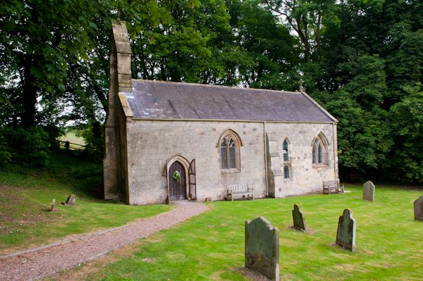 Great Givendale Church photo, Exterior view