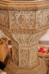 Early 17th century font
