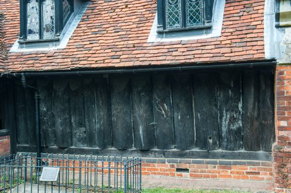 Simply Best >> Greensted Church | Historic Essex Guide