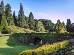 Gregynog Hall & Gardens, A bridge in the grounds (c) Penny Maes