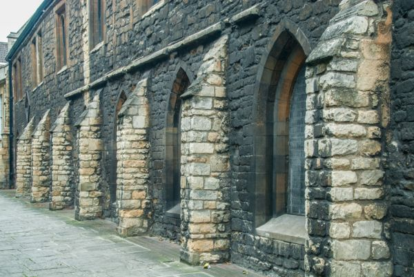 Greyfriars photo, Another view of the exterior