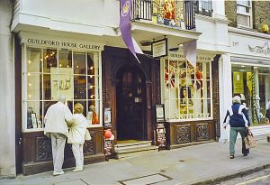 Guildford House Gallery