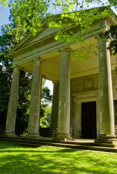 Gunton Church photo, Gunton church portico