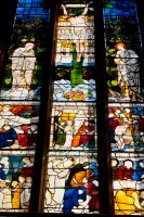 Burne-Jones window, south transept