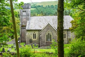 Hafod, St Michael and All Angels Church