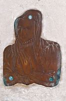 Halesworth, St Mary's Church, Late medieval brass