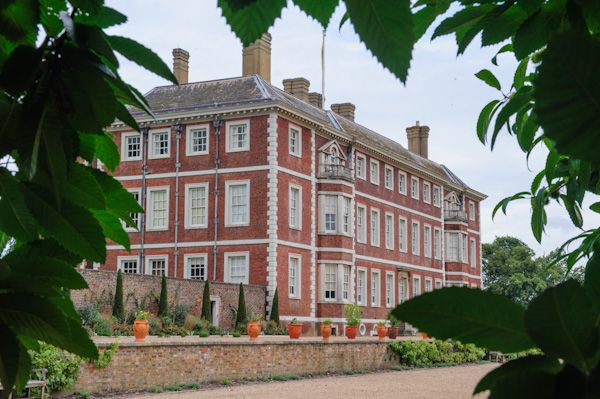 Ham House photo, Rear view of the house