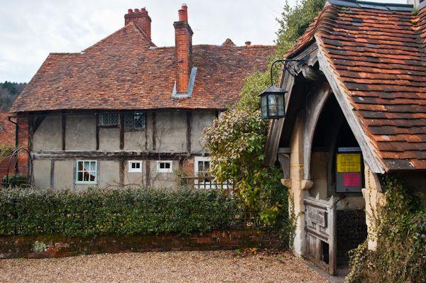 Hambleden Bucinghamshire St Mary S Church History And