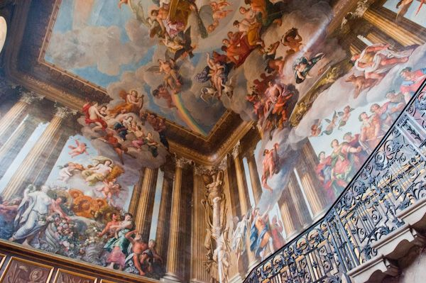 Hampton Court Palace photo, King's Staircase