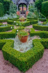 Dutch parterre garden