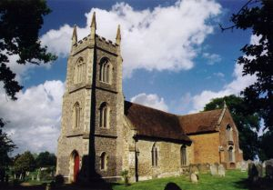 Hartley Wintney, St Mary's Church