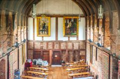 Hatfield House, The Great Hall of the Royal Palace