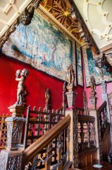 Hatfield House, The Grand Staircase