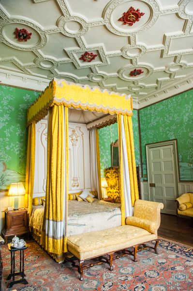 Hatfield House photo, The Chinese Bedroom