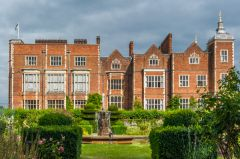 Hatfield House, The house from the gardens