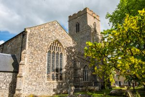 Historic Churches In Suffolk Heritage Guide To Suffolk