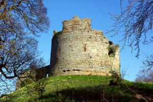 Hawarden Old Castle