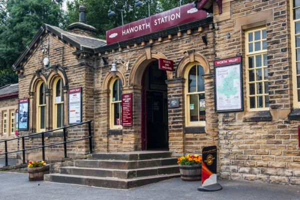 Haworth photo, Haworth railway station
