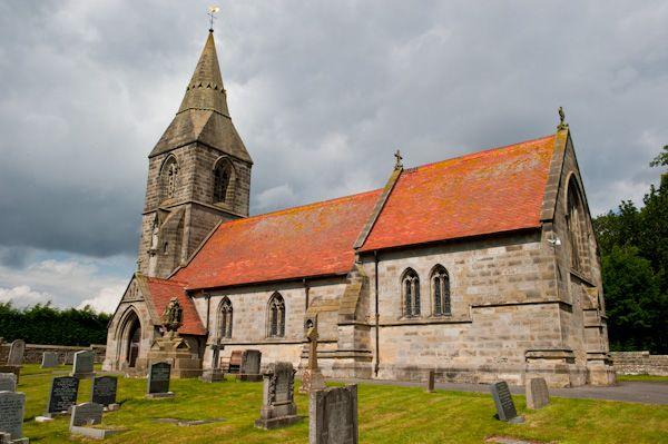 Helperthorpe, St Peter's Church Photos, Yorkshire Travel Guide