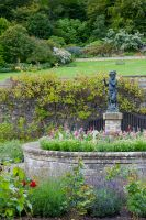 Hill of Tarvit House, Formal gardens
