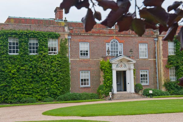 Hinton Ampner House & Garden photo, View from the drive