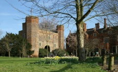 The Hodsock gatehouse (c) David Rogers