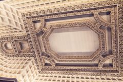 Coffered ceiling, Marble Hall