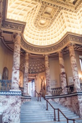 The Marble Hall at Holkham