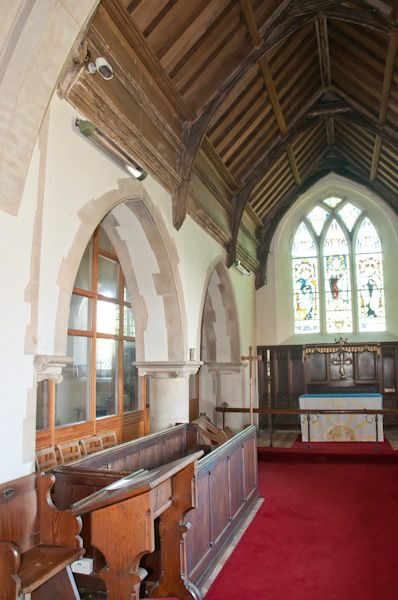 Holton, St Peter's Church photo, The chancel