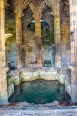 The holy well inner pool